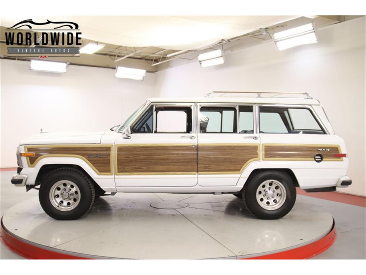 1988 Jeep Grand Wagoneer (CC-1386334) for sale in Denver , Colorado