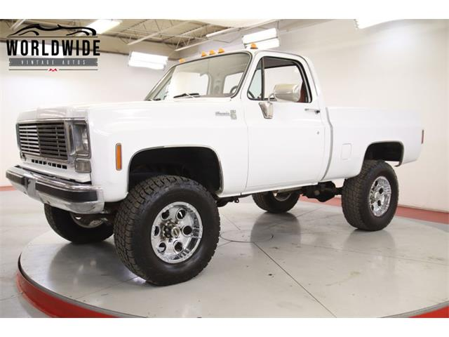 1983 Chevrolet K-10 (CC-1386335) for sale in Denver , Colorado