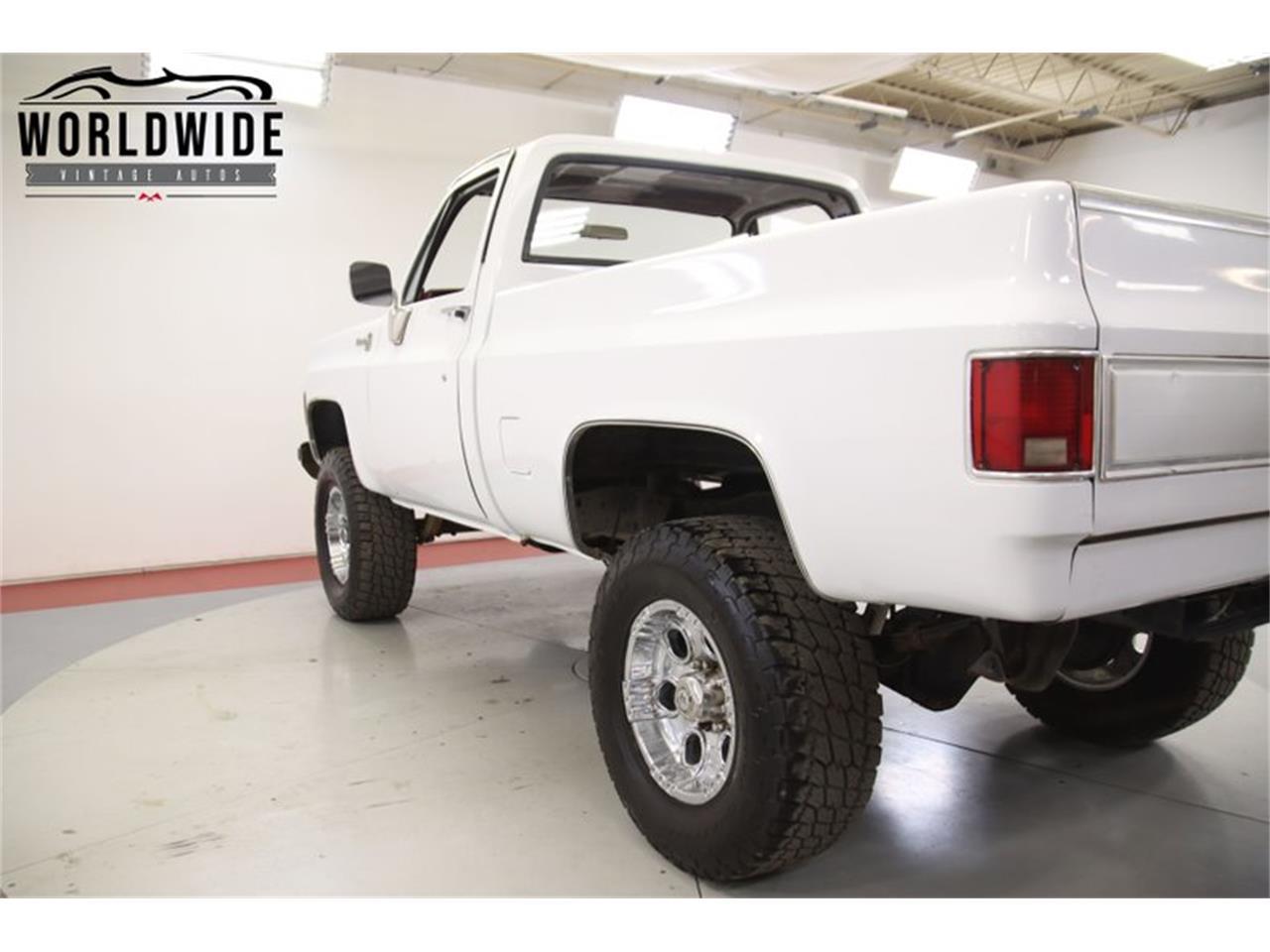 1983 Chevrolet K-10 (CC-1386335) for sale in Denver , Colorado