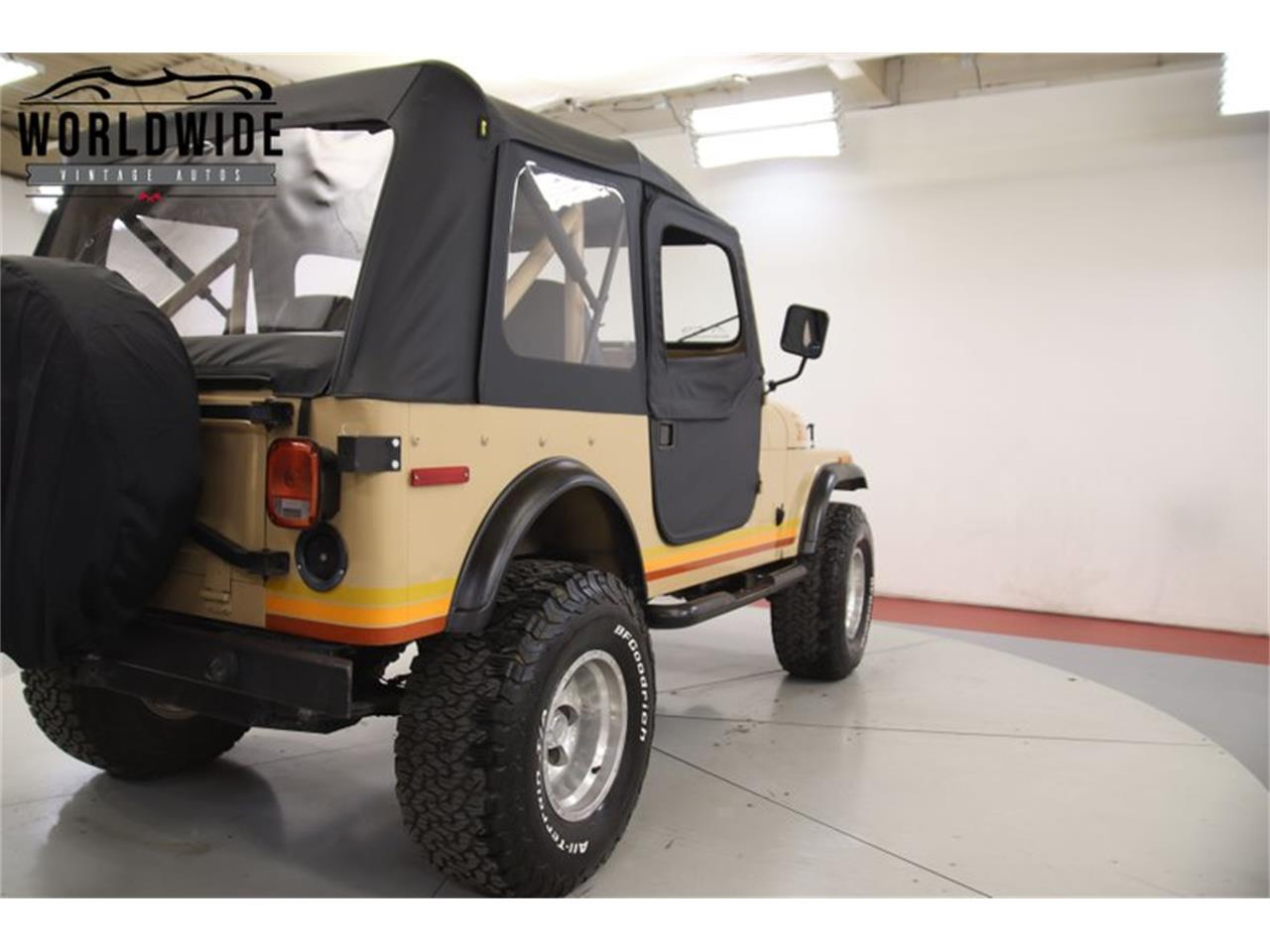 1984 Jeep CJ (CC-1386346) for sale in Denver , Colorado