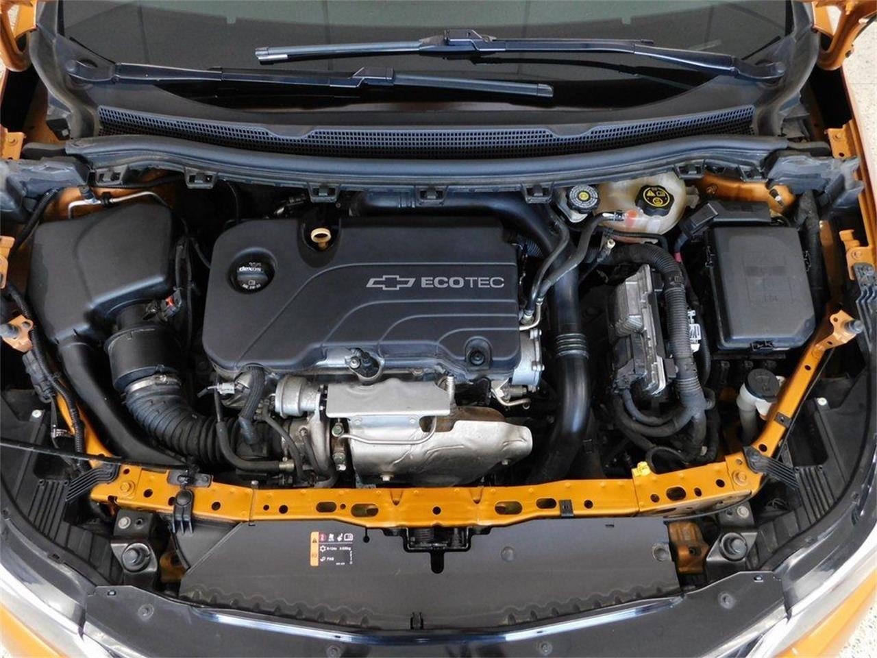 2017 Chevrolet Cruze (CC-1386351) for sale in Hamburg, New York