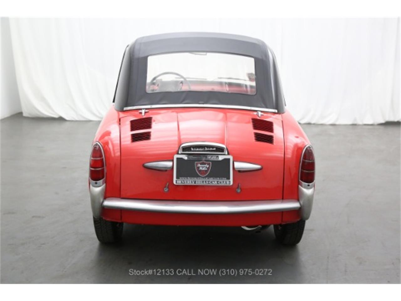1960 Autobianchi Bianchina Transformable (CC-1386367) for sale in Beverly Hills, California