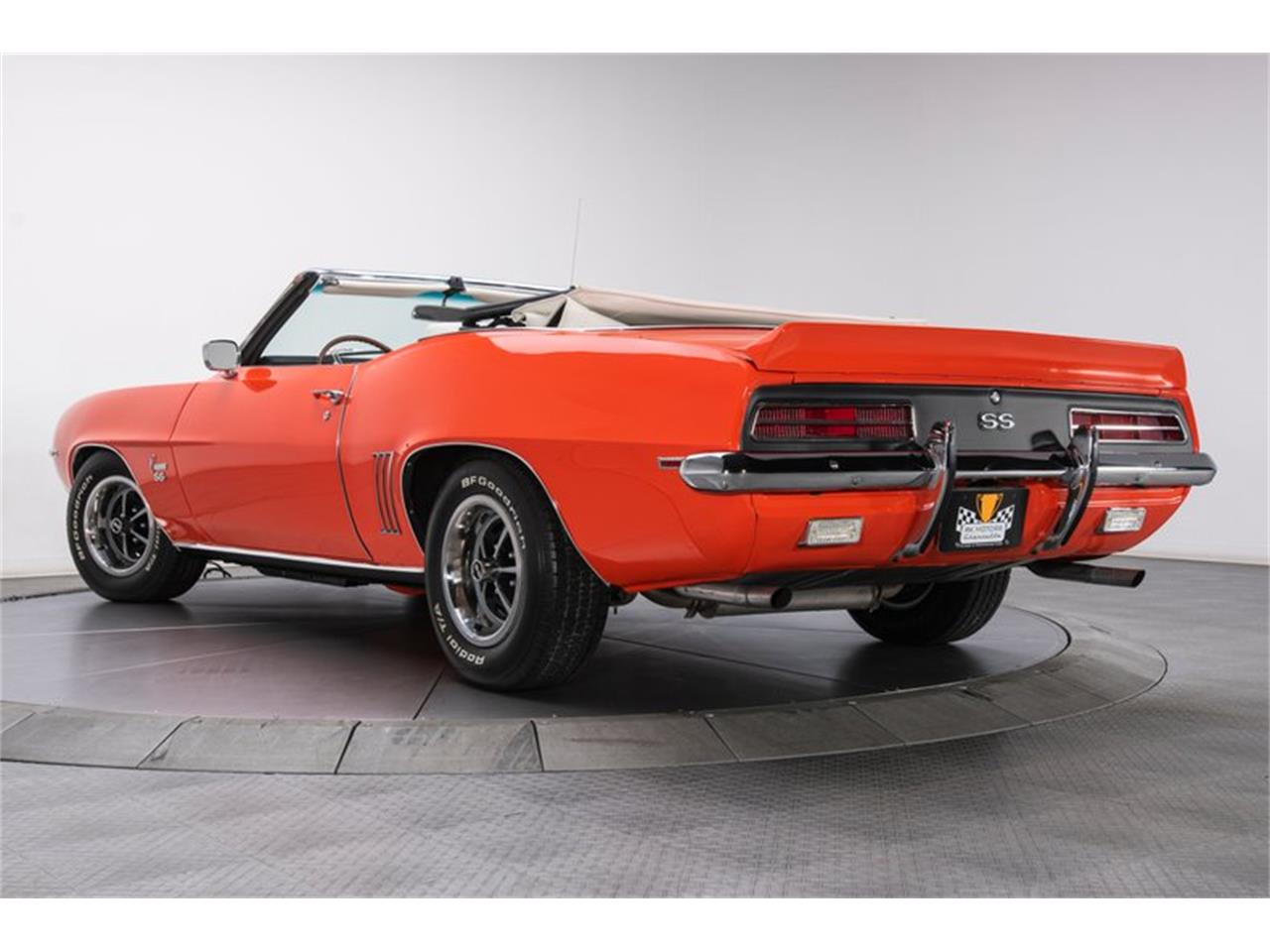 1969 Chevrolet Camaro (CC-1386372) for sale in Charlotte, North Carolina