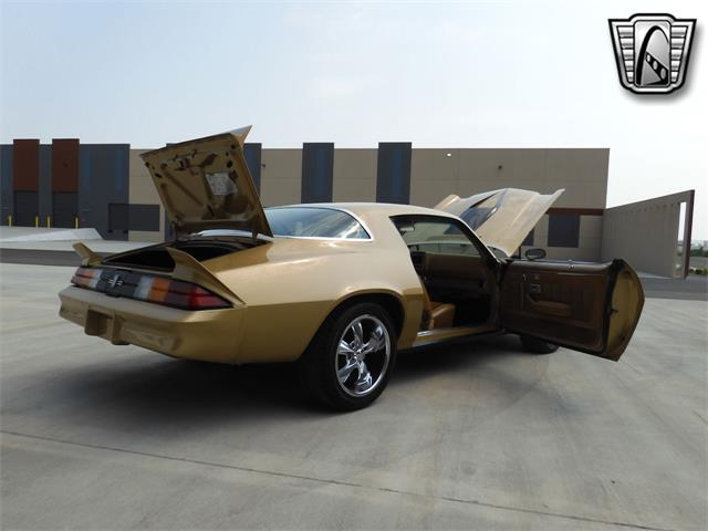 1980 Chevrolet Camaro (CC-1386373) for sale in O'Fallon, Illinois