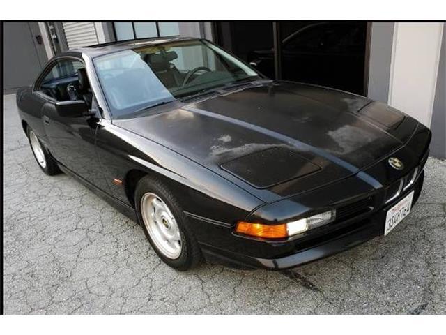 1995 BMW E31 (CC-1386375) for sale in Cadillac, Michigan