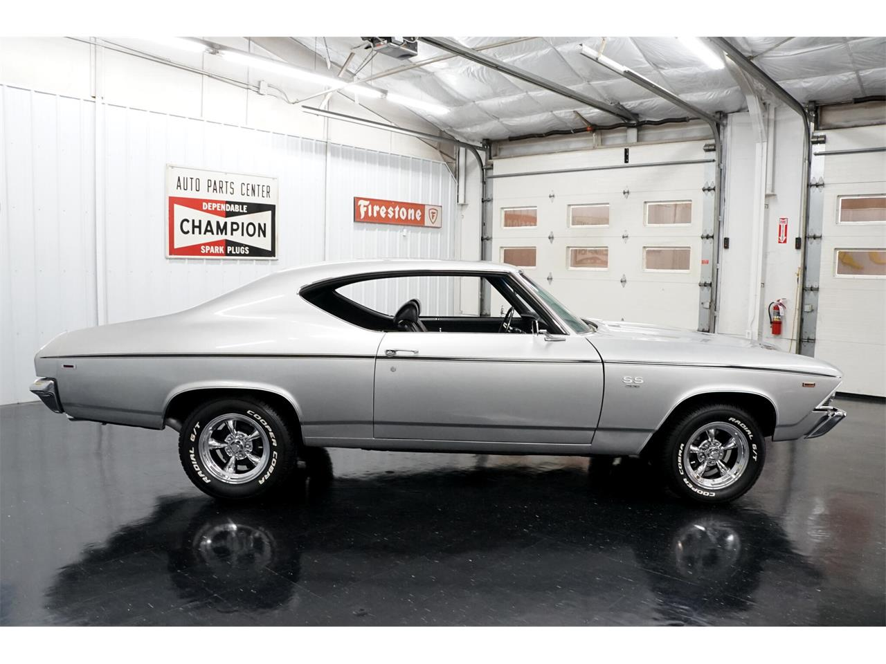 1969 Chevrolet Chevelle (CC-1386391) for sale in Homer City, Pennsylvania