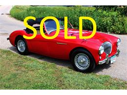 1954 Austin-Healey 100 BN1 (CC-1386401) for sale in Annandale, Minnesota