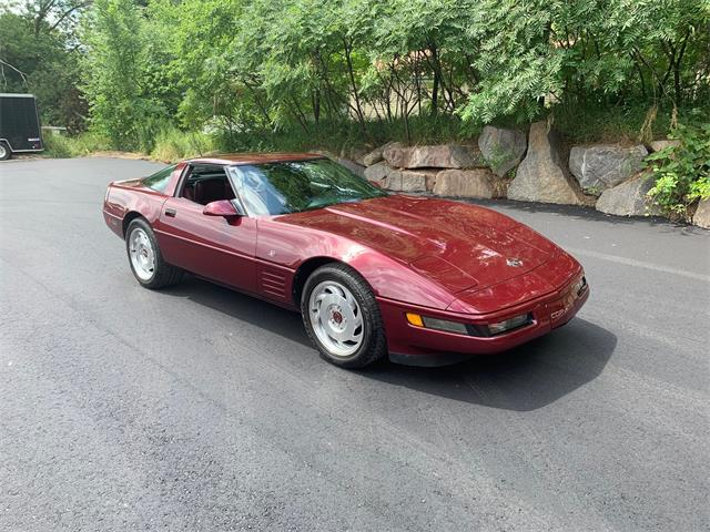 1993 Chevrolet Corvette (CC-1386403) for sale in Annandale, Minnesota