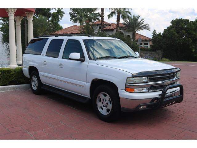 2004 Chevrolet Suburban (CC-1380641) for sale in Conroe, Texas