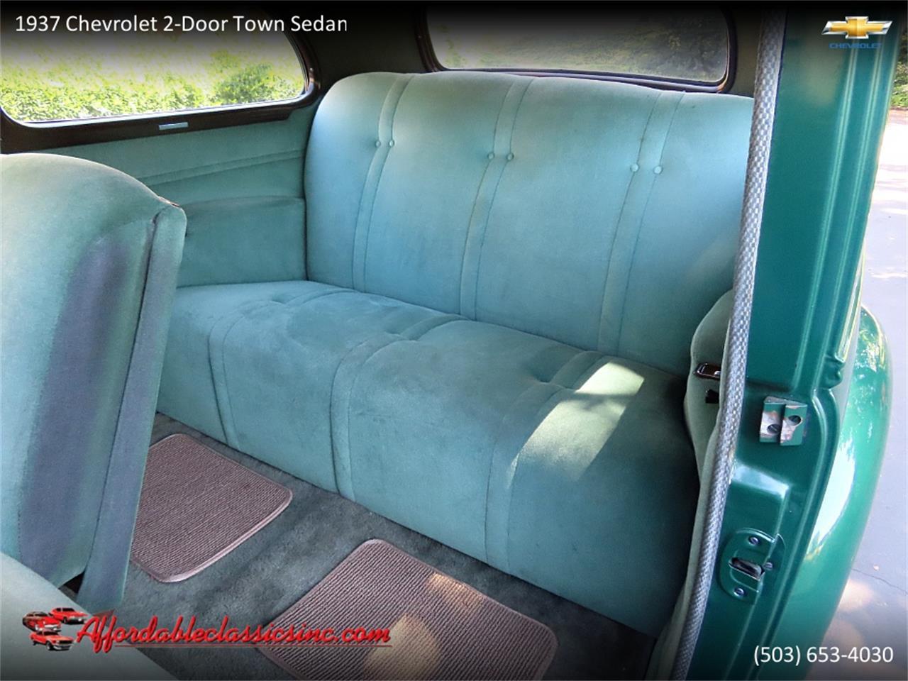 1937 Chevrolet Sedan (CC-1386422) for sale in Gladstone, Oregon