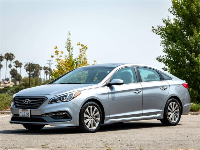 2016 Hyundai Sonata (CC-1386430) for sale in Marina Del Rey, California