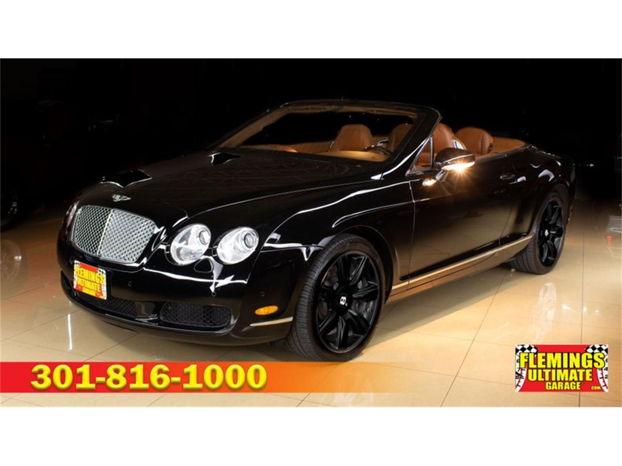 2008 Bentley Continental (CC-1386440) for sale in Rockville, Maryland