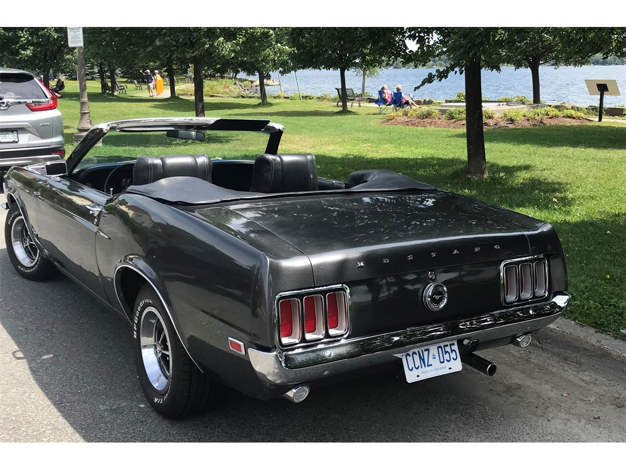 1970 Ford Mustang (CC-1380645) for sale in Sudbury, Ontario