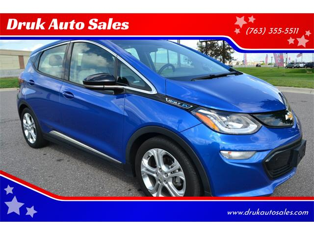 2017 Chevrolet Bolt (CC-1386453) for sale in Ramsey, Minnesota