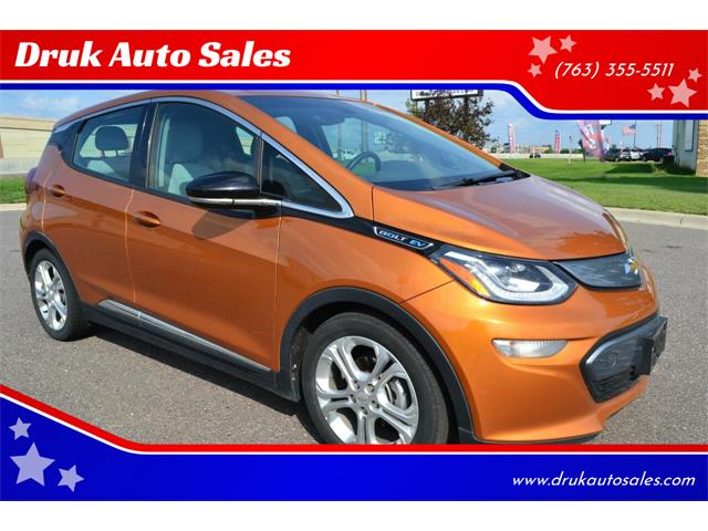 2017 Chevrolet Bolt (CC-1386455) for sale in Ramsey, Minnesota