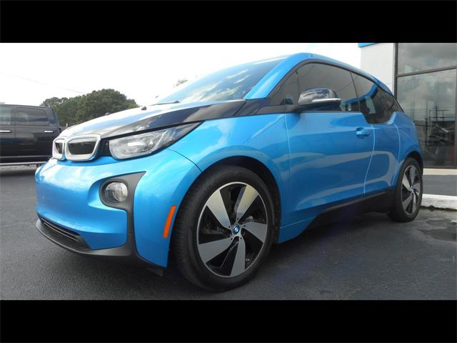 2017 BMW i3 (CC-1386464) for sale in Greenville, North Carolina