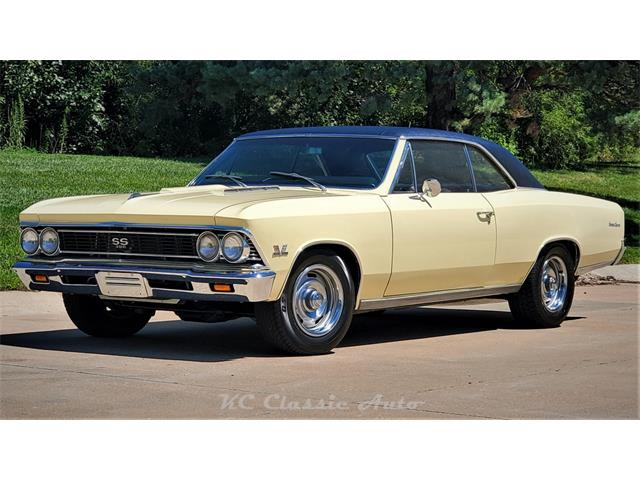 1966 Chevrolet Chevelle SS (CC-1386472) for sale in Lenexa, Kansas