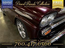 1959 Chevrolet 3100 (CC-1386477) for sale in Palm Desert , California