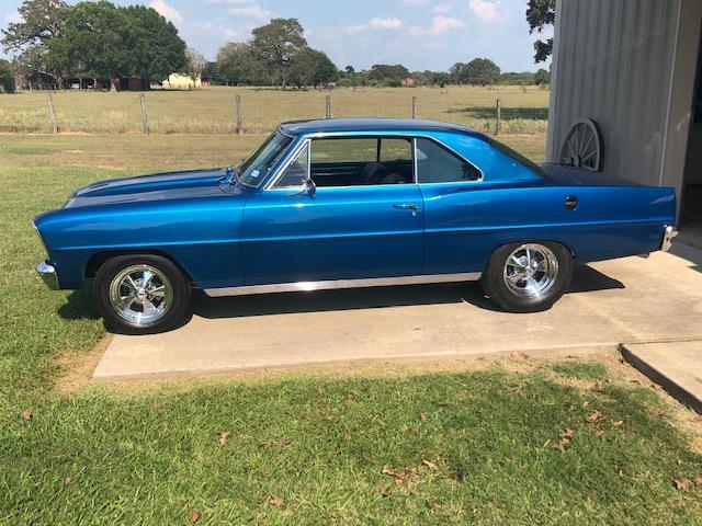 1966 Chevrolet Nova II (CC-1380648) for sale in Hempstead, Texas