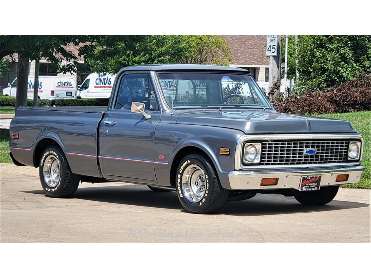 1972 Chevrolet C10 (CC-1386480) for sale in Lenexa, Kansas
