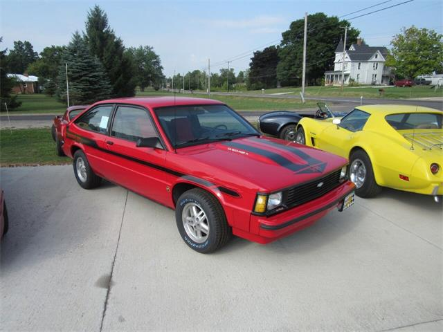 1985 Chevrolet Citation (CC-1386485) for sale in Ashland, Ohio