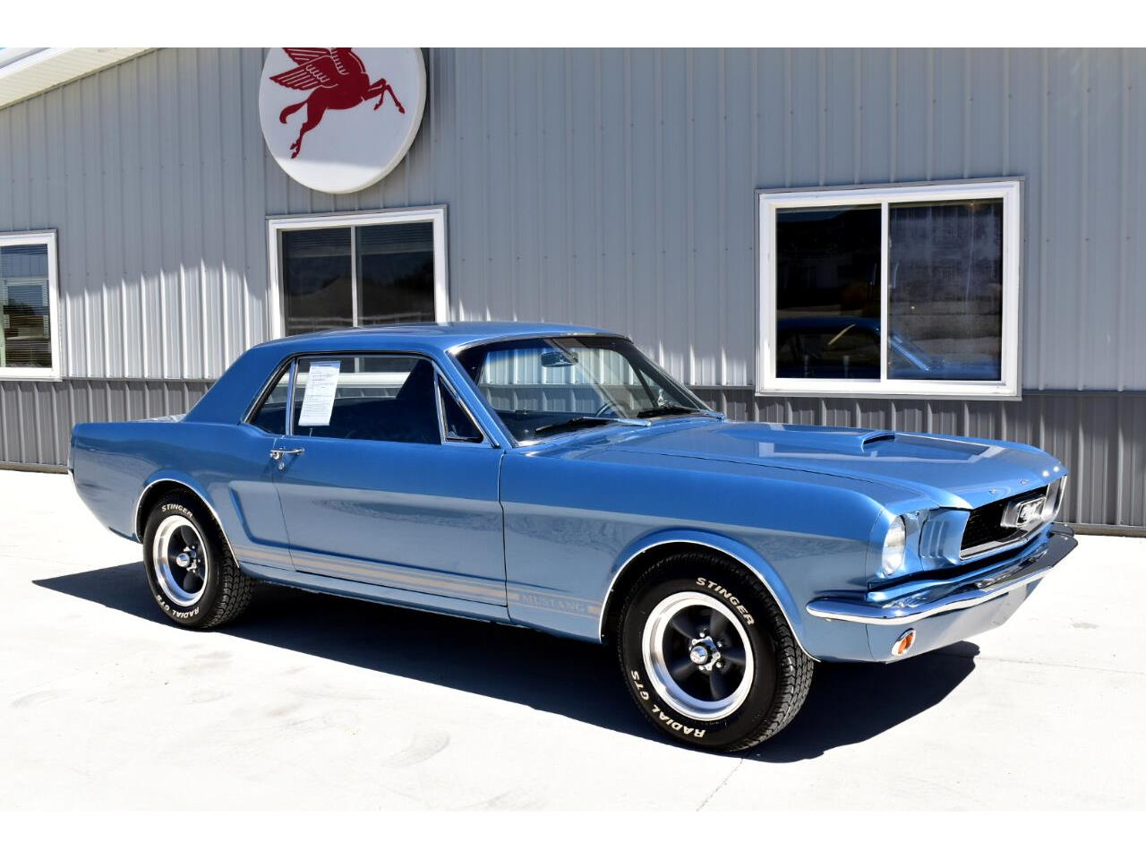 1966 Ford Mustang (CC-1386494) for sale in Greene, Iowa