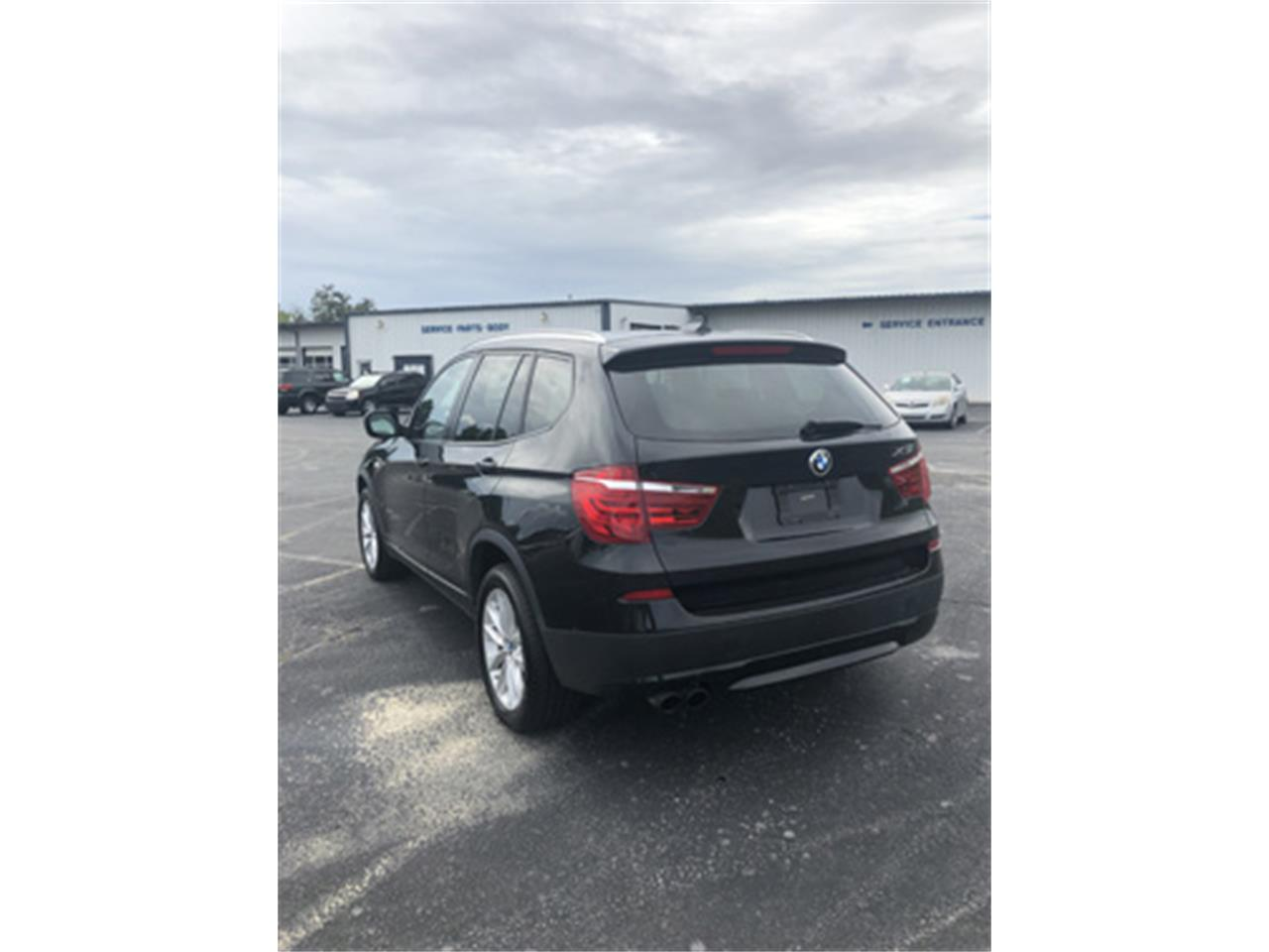 2013 BMW X3 (CC-1386504) for sale in Simpsonville, South Carolina
