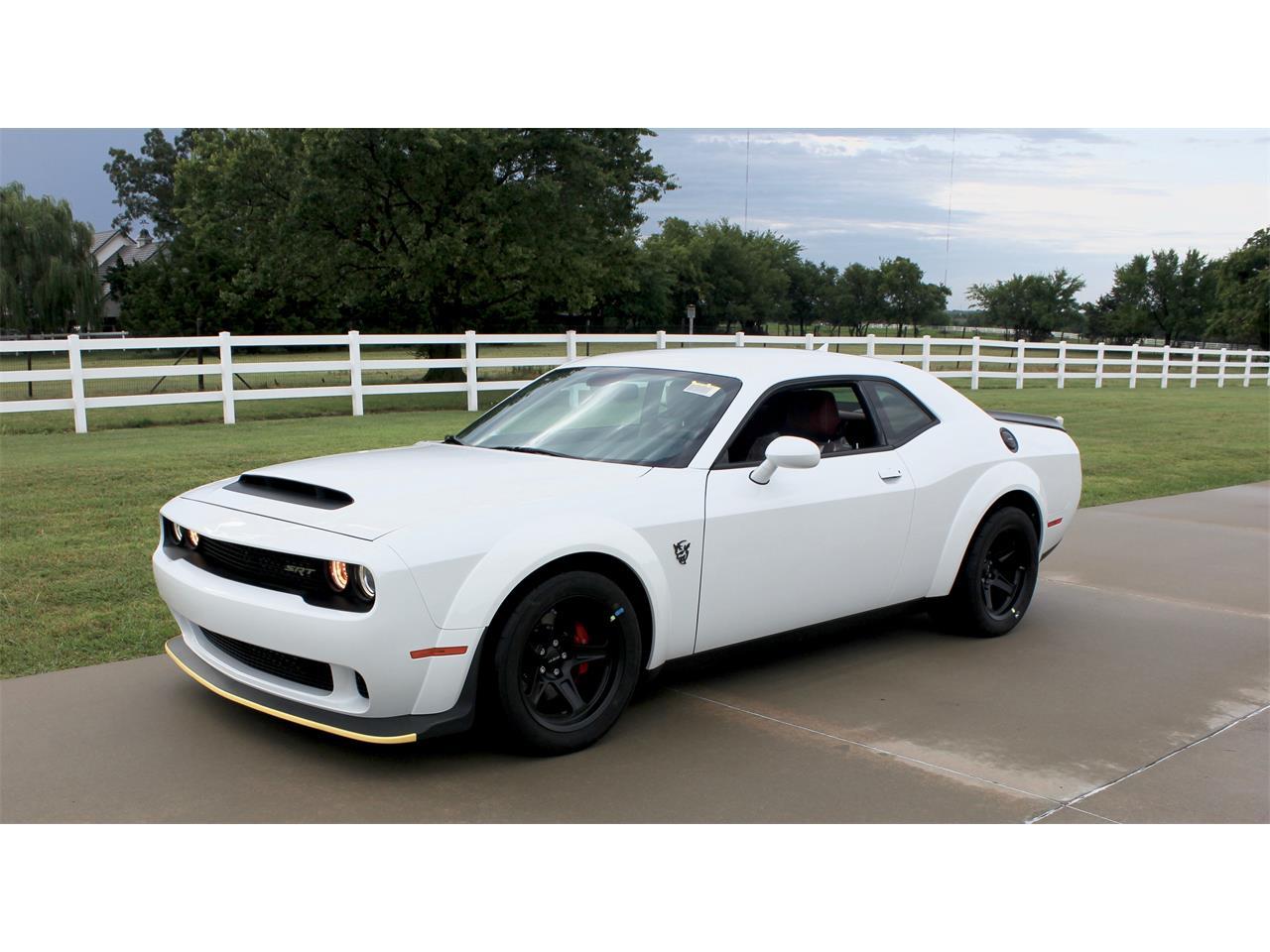 2018 Dodge Demon (CC-1380651) for sale in okc, Oklahoma