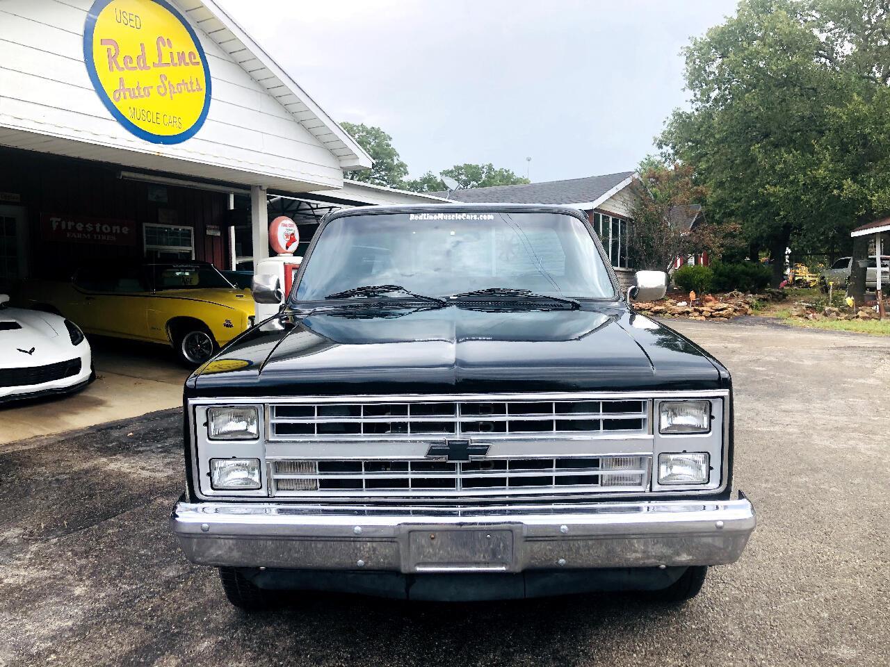1987 Chevrolet Pickup (CC-1386511) for sale in Wilson, Oklahoma