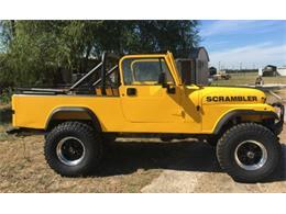 1984 Jeep CJ8 Scrambler (CC-1386513) for sale in Carrollton, Texas