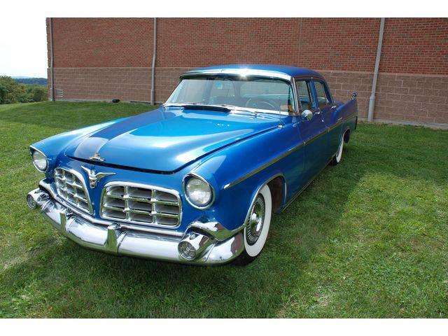 1956 Chrysler Imperial (CC-1386521) for sale in Carlisle, Pennsylvania