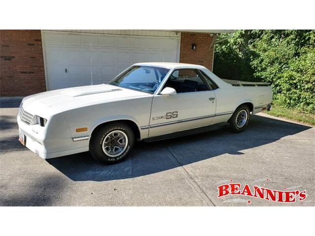 1986 Chevrolet El Camino (CC-1386536) for sale in Orient, Ohio