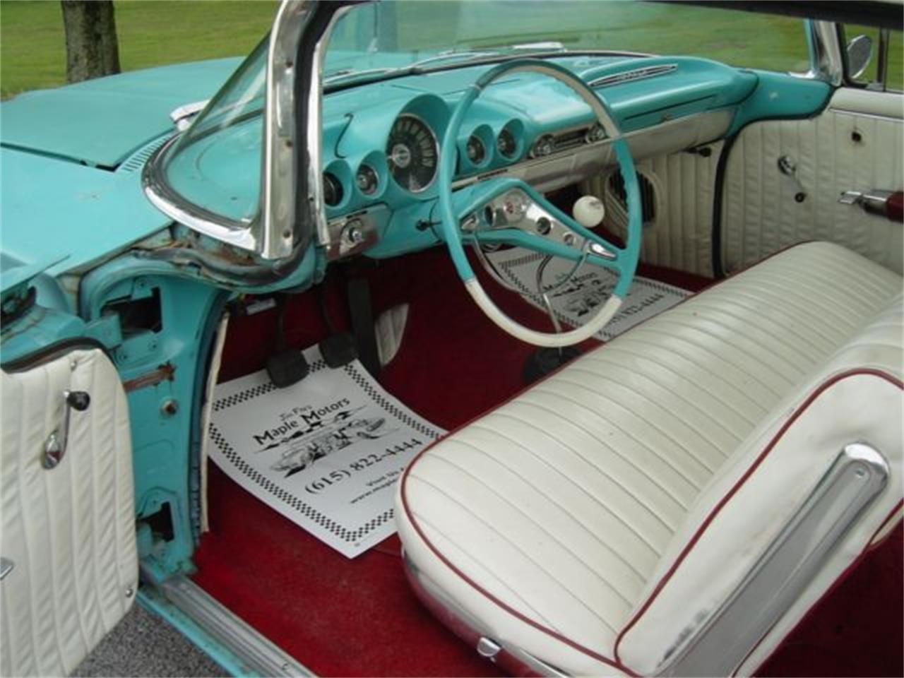 1960 Chevrolet Impala (CC-1386543) for sale in Hendersonville, Tennessee