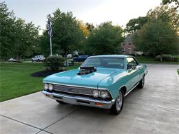 1966 Chevrolet Chevelle Malibu (CC-1386549) for sale in NORTH ROYALTON, Ohio