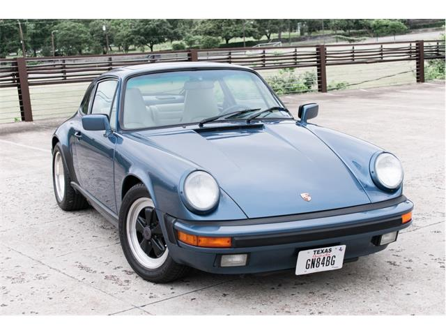 1989 Porsche 911 Carrera (CC-1380655) for sale in Houston , Texas