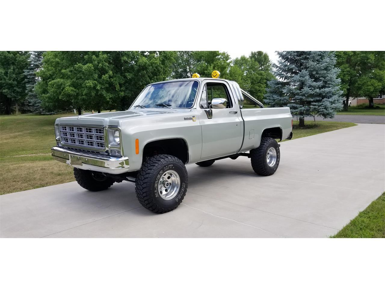 1979 Chevrolet K-10 (CC-1386558) for sale in Elk River, Minnesota
