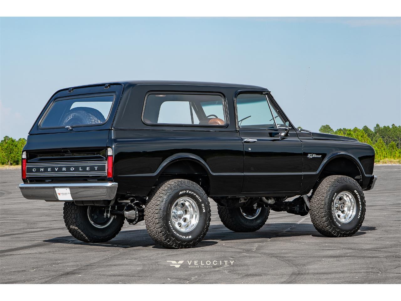 1971 Chevrolet Blazer (CC-1380656) for sale in Pensacola, Florida