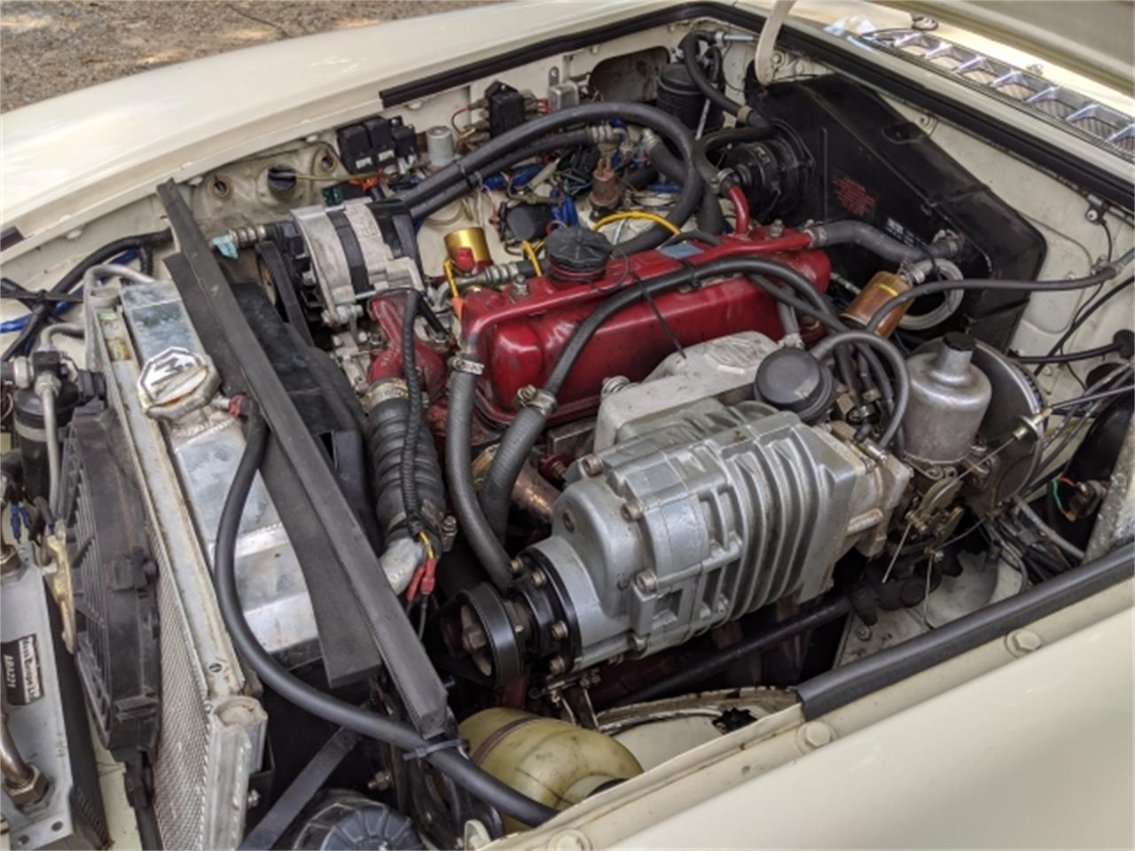 1973 MG MGB GT (CC-1386561) for sale in rye, New Hampshire