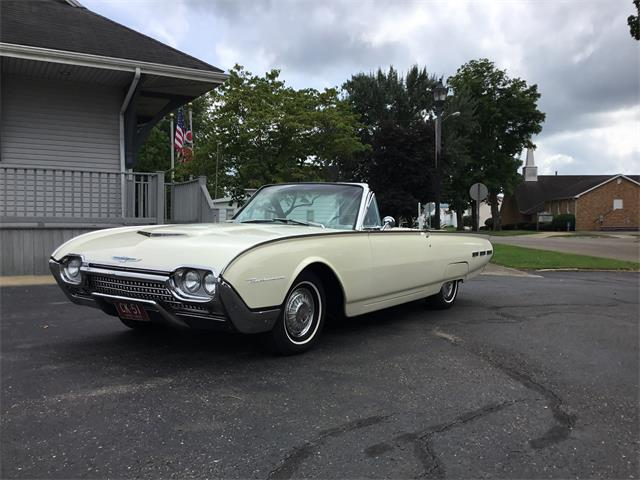 1962 Ford Thunderbird (CC-1386579) for sale in UTICA, Ohio