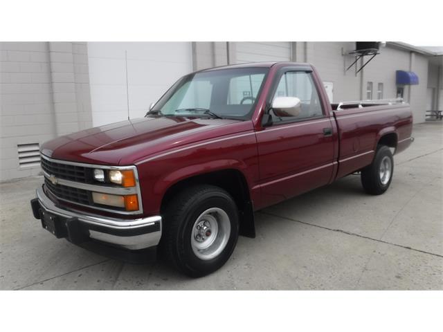 1998 Chevrolet Silverado (CC-1386586) for sale in MILFORD, Ohio