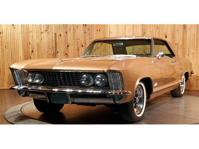 1964 Buick Riviera (CC-1386591) for sale in Lebanon, Missouri