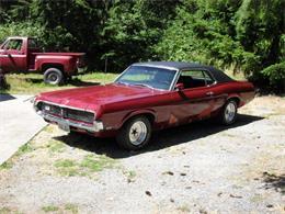 1969 Mercury Cougar (CC-1386598) for sale in TACOMA, Washington