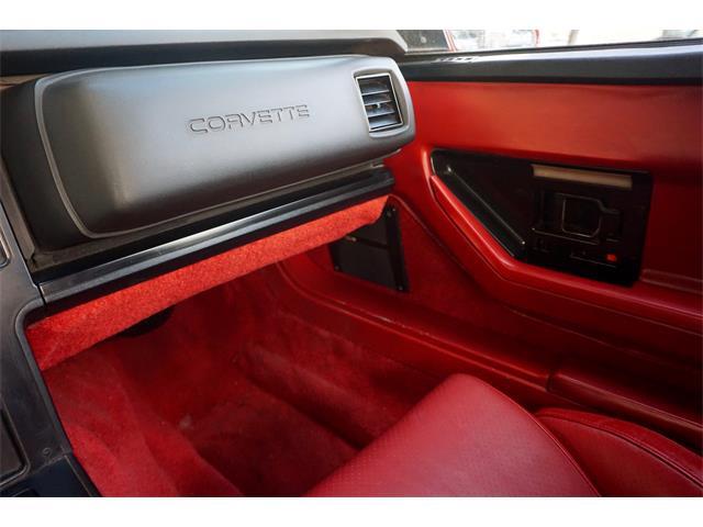 1986 Chevrolet Corvette (CC-1386599) for sale in Phoenix, Arizona