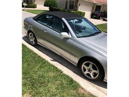 2004 Mercedes-Benz CLK500 (CC-1386605) for sale in Wellington, Florida
