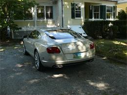 2014 Bentley Continental (CC-1386606) for sale in Ridgefield, Connecticut