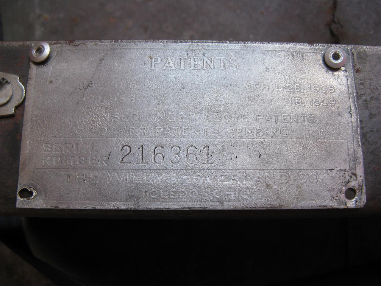 1921 Willys-Overland Willys-Overland (CC-1386610) for sale in Shaker Heights, Ohio