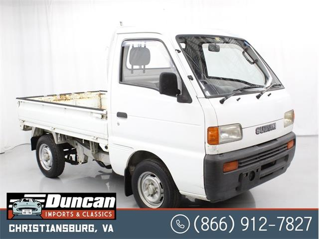 1992 Suzuki Carry (CC-1386618) for sale in Christiansburg, Virginia