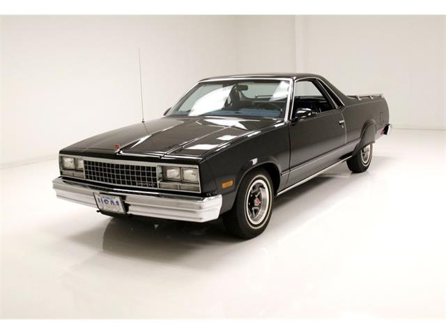 1987 Chevrolet El Camino (CC-1386631) for sale in Morgantown, Pennsylvania