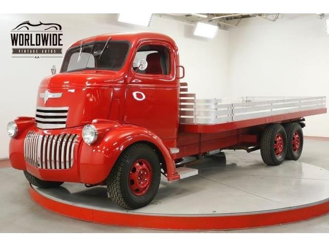 1946 Chevrolet Car Hauler (CC-1386645) for sale in Denver , Colorado