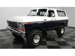 1978 Ford Bronco (CC-1386657) for sale in Lithia Springs, Georgia